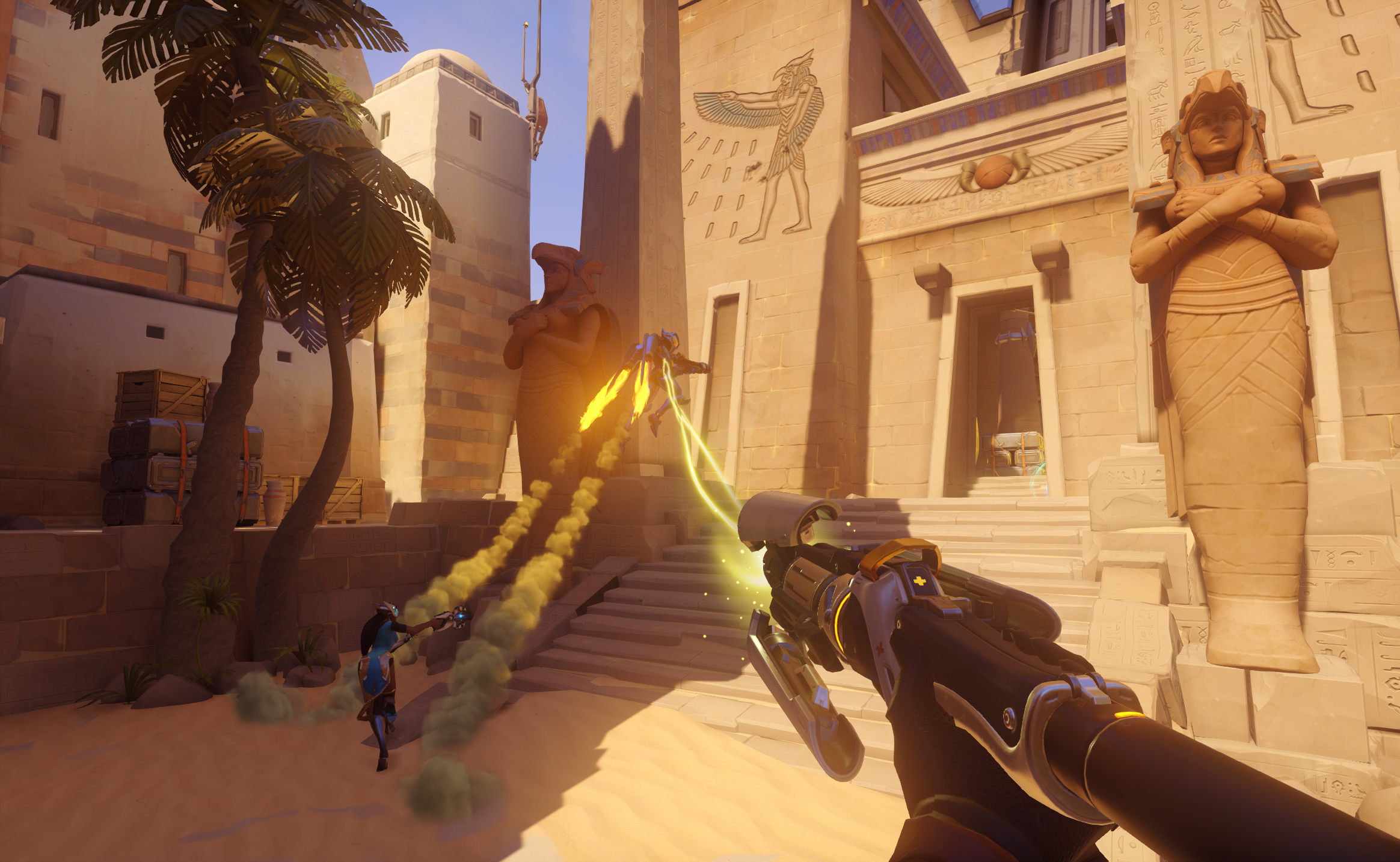 blizzard how to change name in overwatchh