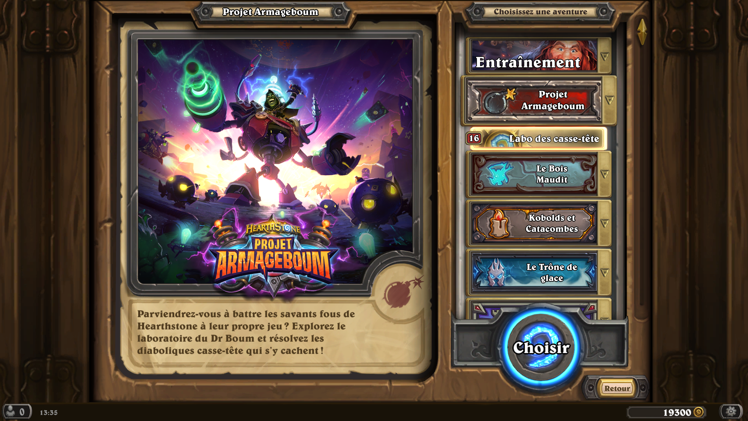 Blizzard Press Center - The Boomsday Project Announcement Kit