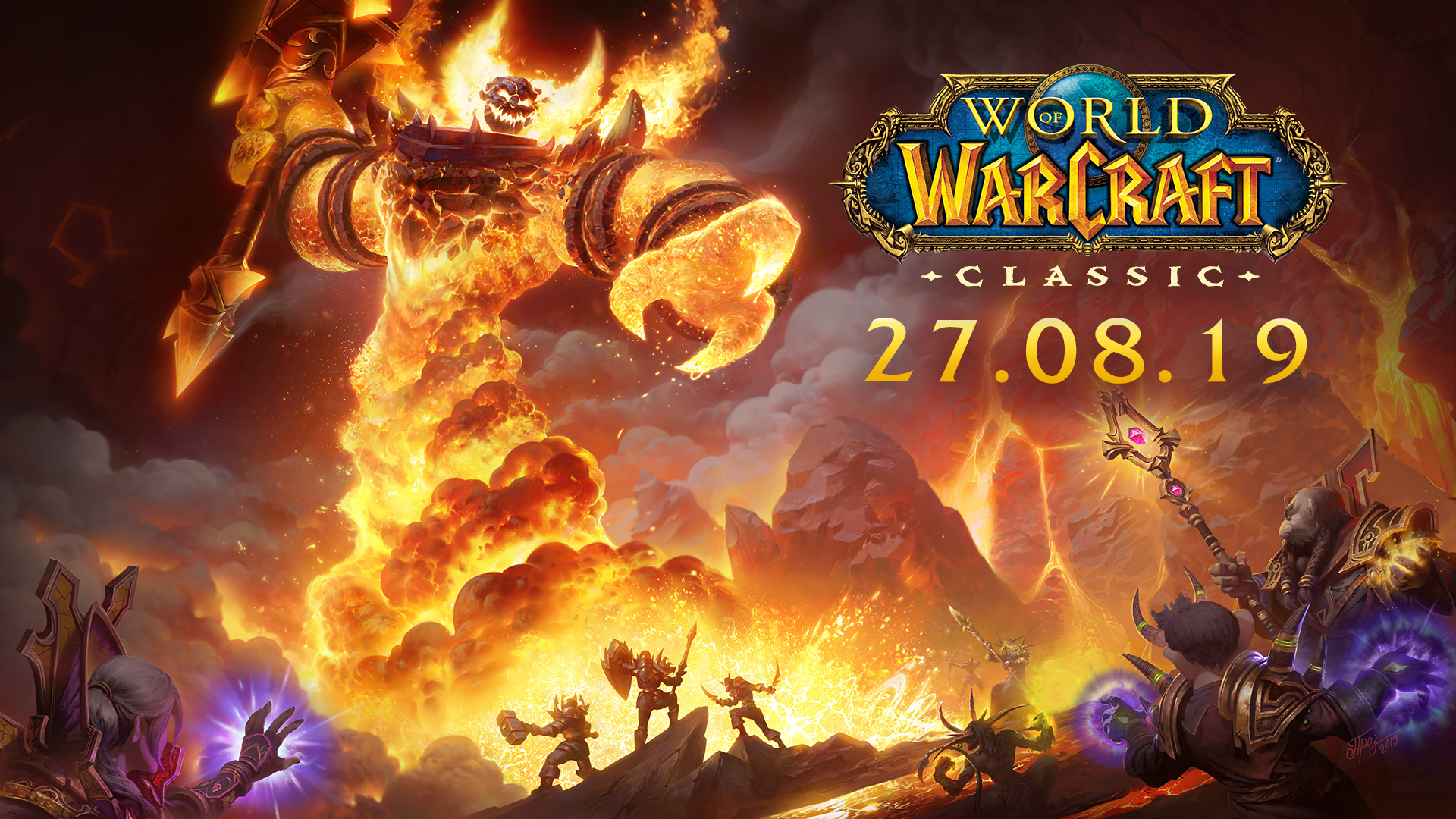 Blizzard Press Center World Of Warcraft Classic And 15th Anniversary