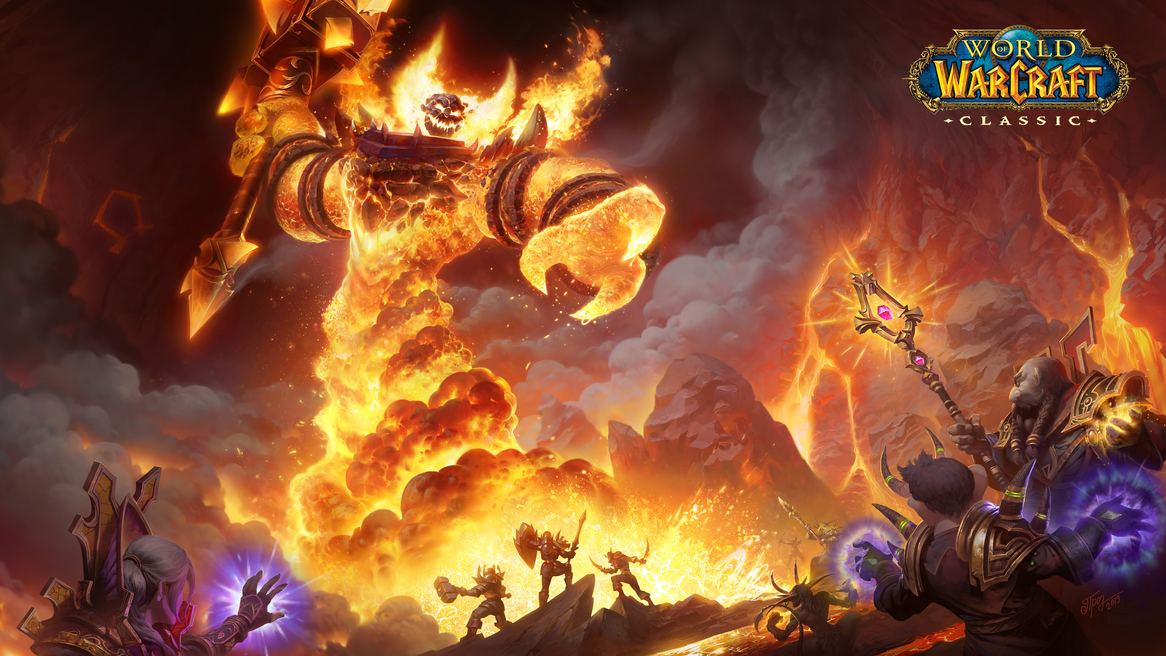 Blizzard Press Center - World of Warcraft: Classic and 15th